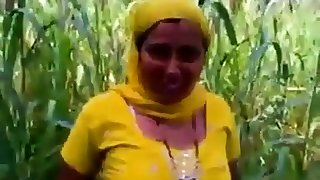 Indian fuck in a corn foundation