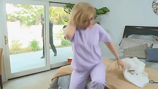 Nina Hartley and Her Young Lover