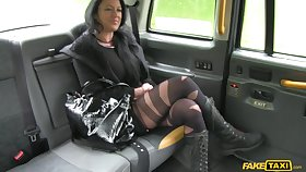 MILF Raven Wolk loves to be fucked like a slut by a hard cock