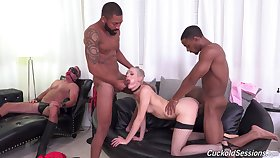 Sidra Sage is a mistress who craves chiefly one dick at once